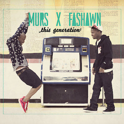 Murs & Fashawn - This Generation  Cover