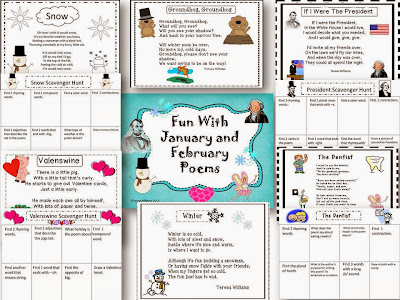 http://www.teacherspayteachers.com/Product/Fun-With-January-and-February-Poems-519008