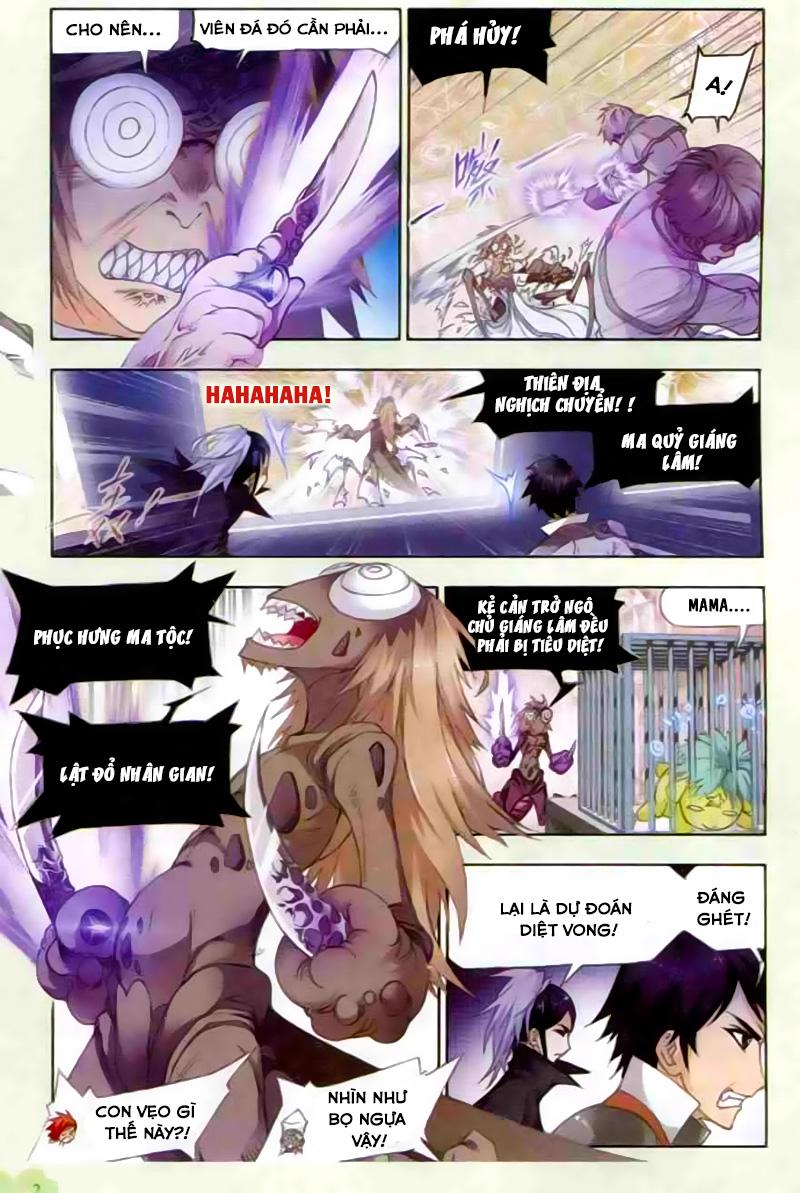 Dị Nguyên Kỷ Chap 2 - Next Chap 3 image 14