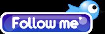 Cara menambahkan follow me on twitter di blog...