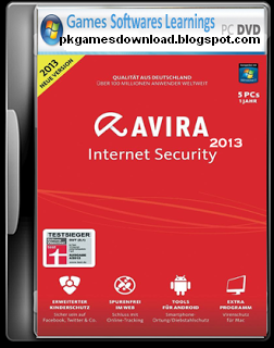 Avira Internet Security 2013 With License Key