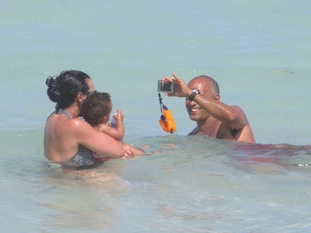Miami Beach,photo,baby