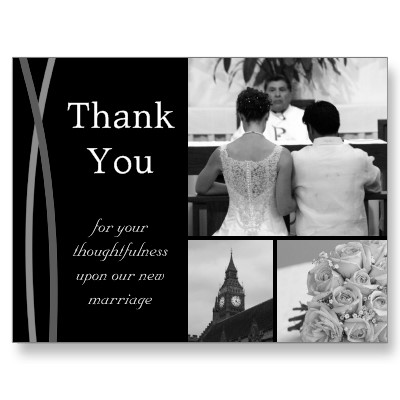 Full wallpaper wedding thank you cards for Thank you cards for wedding