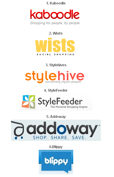 Social Shopping Sites