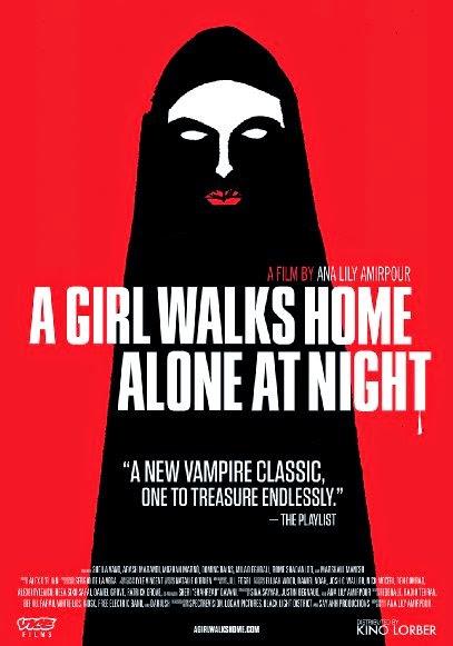 Cô Gái Về Nhà Một Mình Ban Đêm - A Girl Walks Home Alone at Night