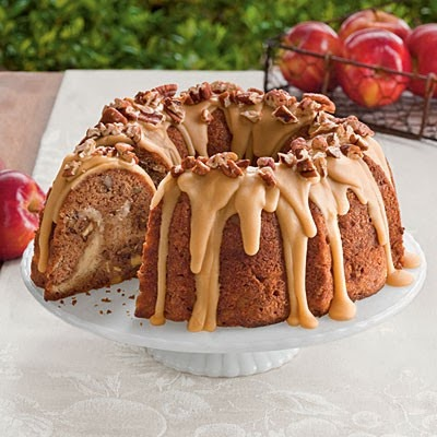 Apple Cream Cheese Bundt Cake | Cook'n is Fun - Food Recipes, Dessert ...