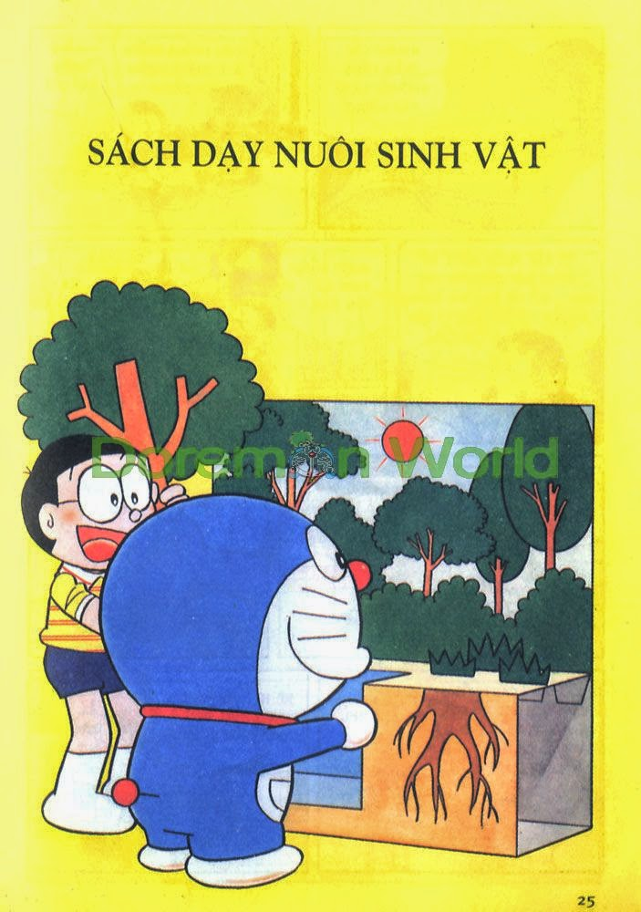 tap 31 sach nuoi day sinh vat