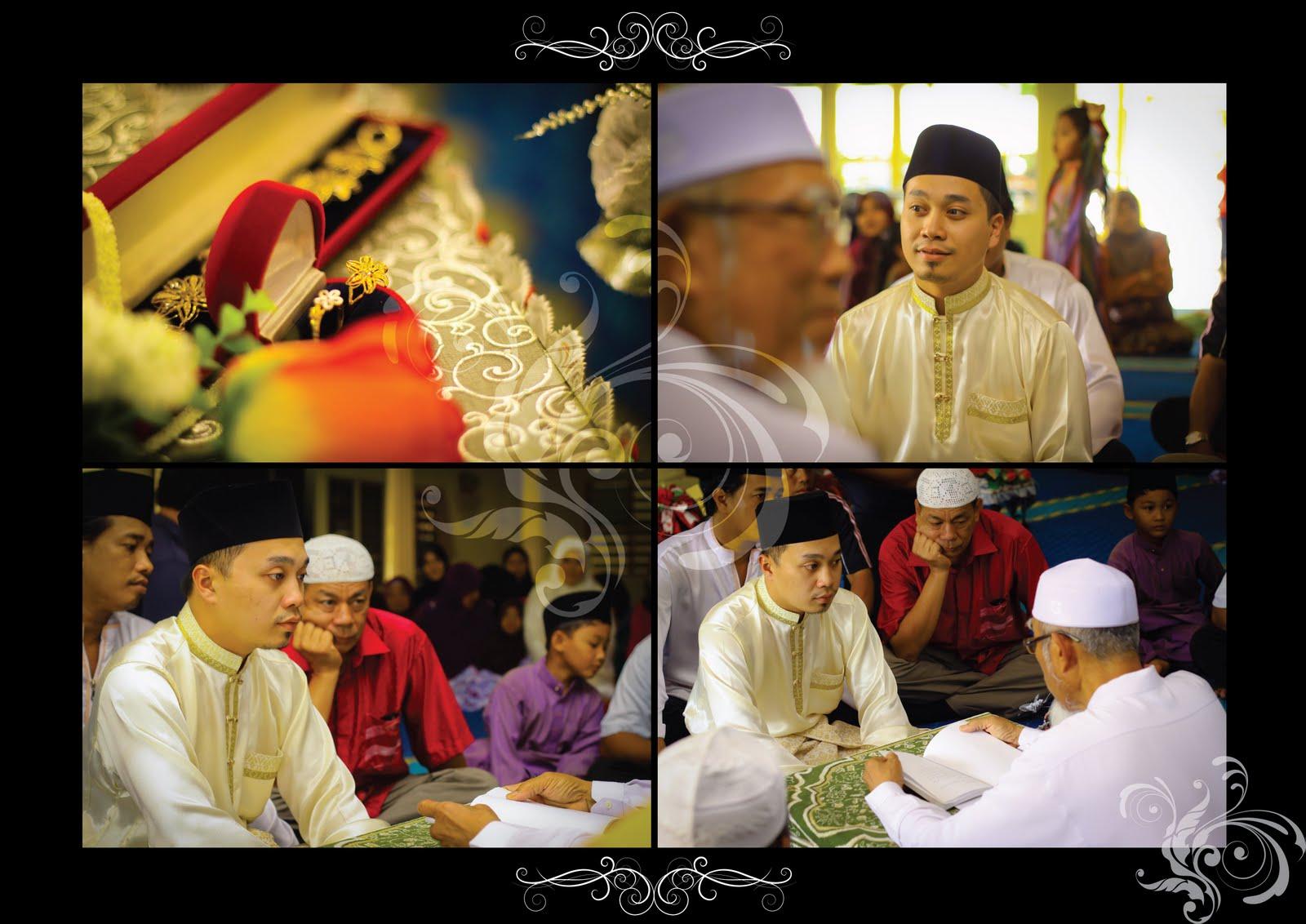 MOHAZ MARKETING: Album Kahwin.Tgh Edit.