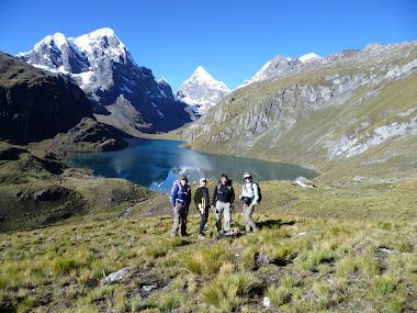 Cordillera Raura Trekking Peru