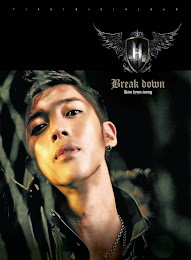 "1st mini album ""BREAKDOWN"""