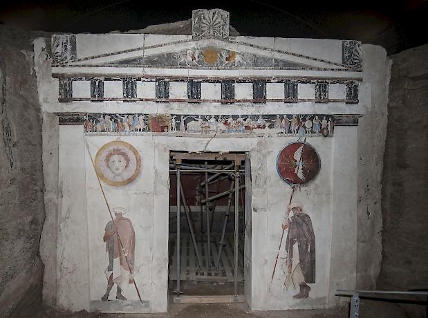 Ο Μακεδονικός Τάφος ΙΙΙ και ο τάφος στο Δερβένι της Θεσσαλονίκης είναι πλέον επισκέψιμοι.