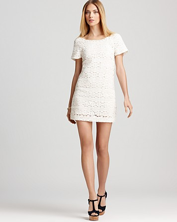 top 10 crazycute little white dresses for summer 2013