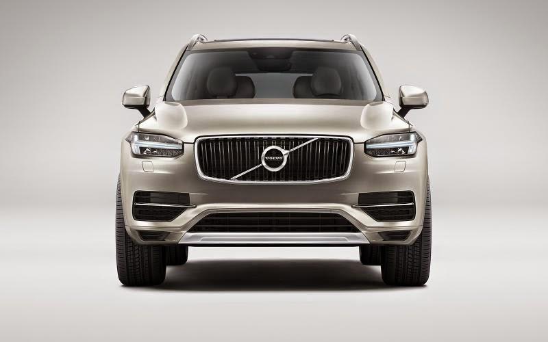 Volvo Teases 2015 xC90