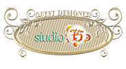 Studio 75 Guest Designer