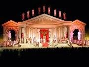 Forum romano da paixão de cristo