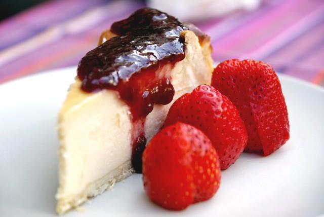 Cheesecake ai Frutti di Bosco - Ricetta con Philadelphia