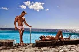 Palm Springs Gay Bars  Desert Paradise Resort Hotel
