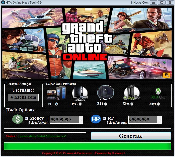Gta 5 online money hack v8 2 infinite money amp rp gta 5 hack