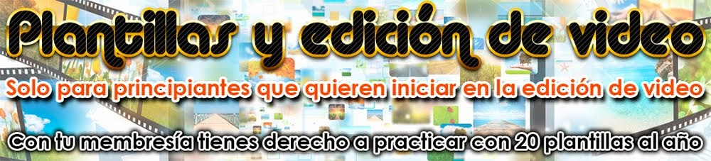 CURSO DE AFTER EFFECTS FACIL Y RAPIDO CON PLANTILLAS