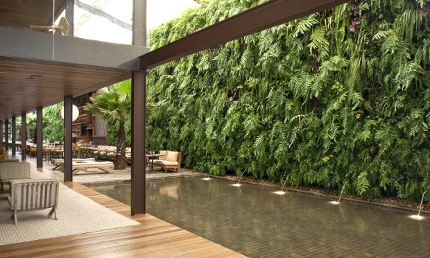 jardim vertical bloco : jardim vertical bloco:Ideias para o Jardim: Jardim vertical
