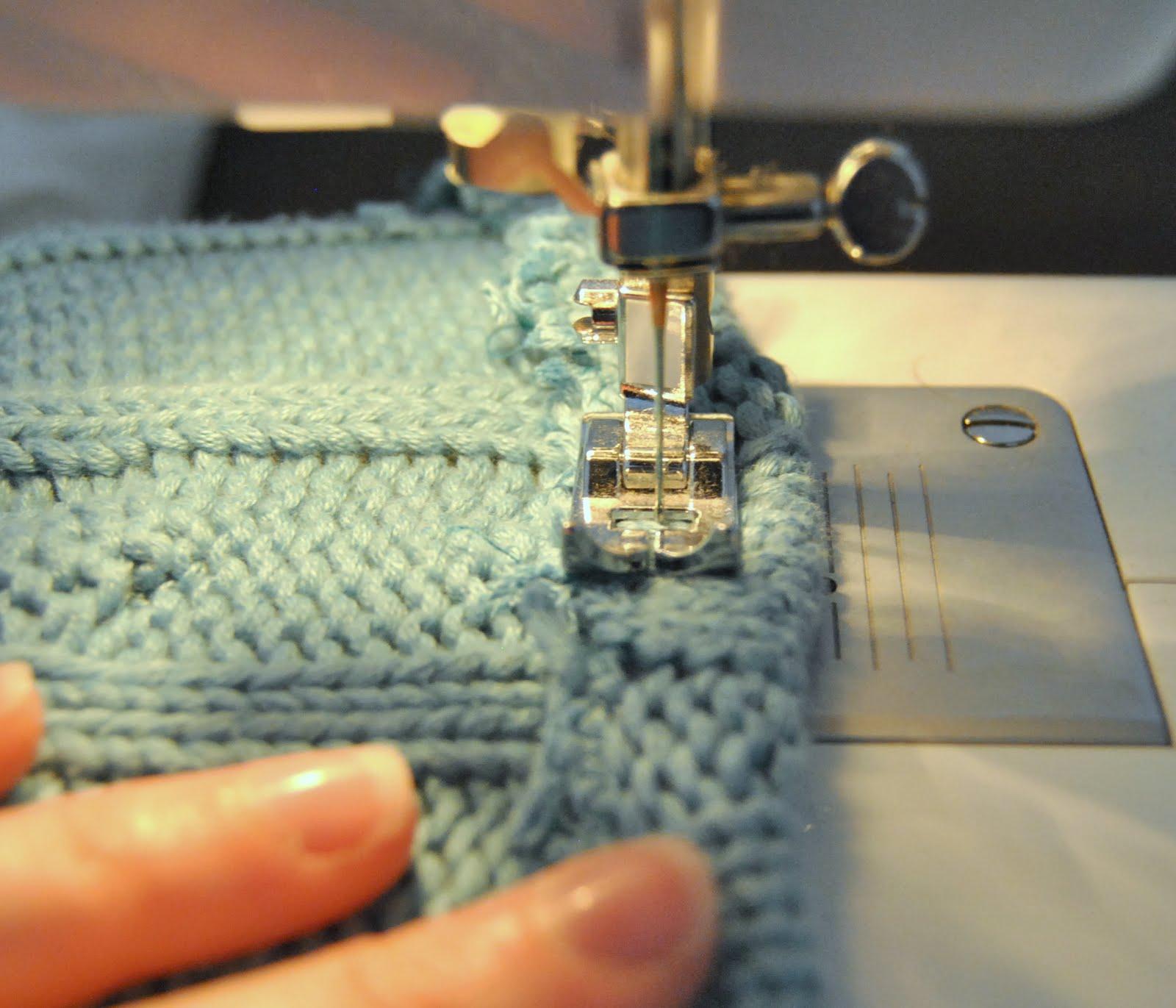Снуд своими руками из старого свитера