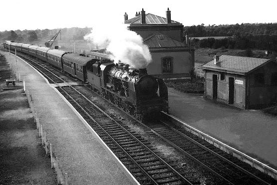 Express 1954 à Montebourg (Le Ham)