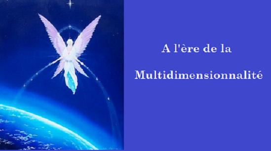 LA MULTIDIMENSIONNALITE