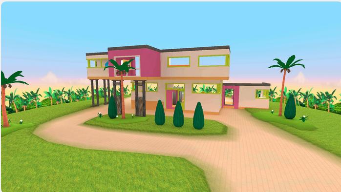 La Maison Moderne Playmobil