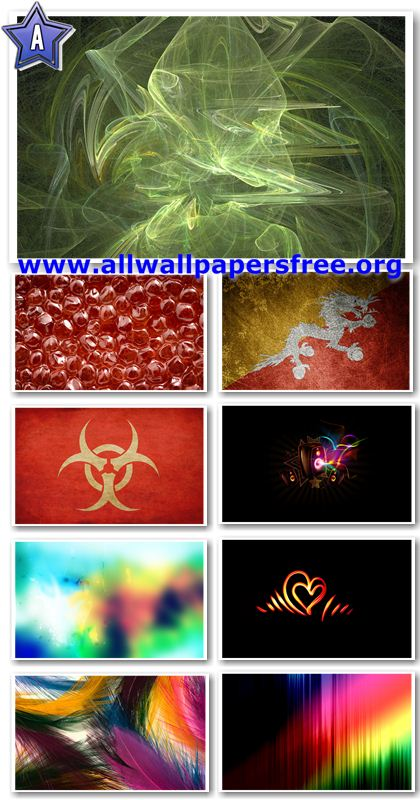50 Amazing Colorful Wallpapers 1920 X 1200 [Set 3]