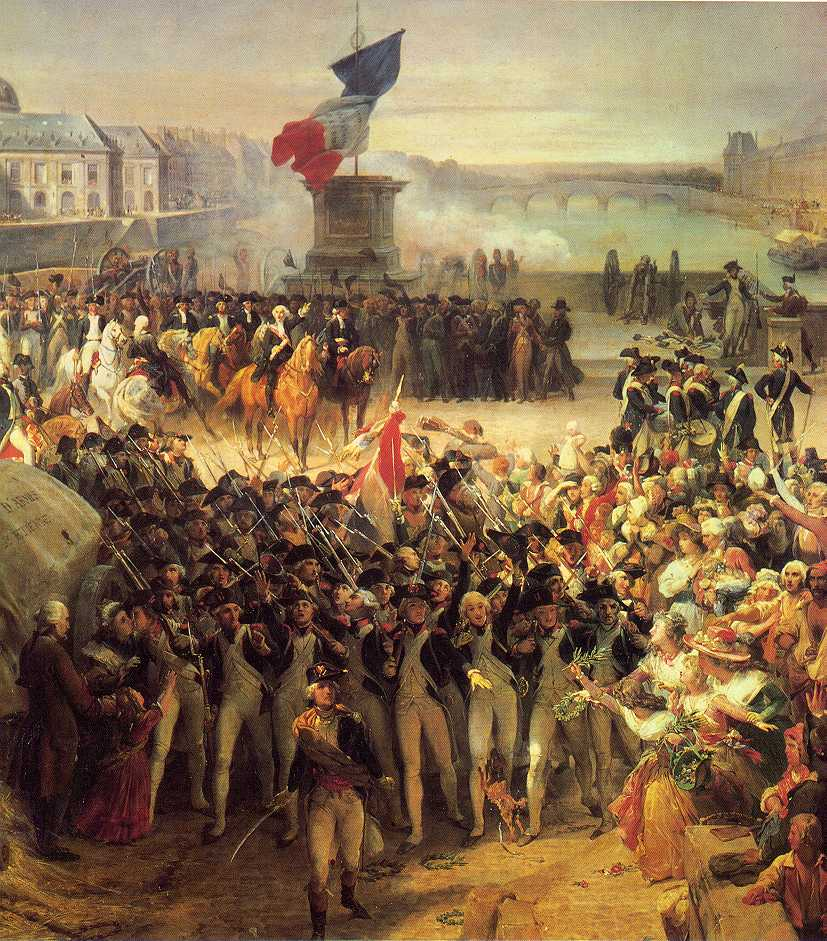 a history of the french revolution one of the bloodiest revolutions in history Kids learn about the history of the french revolution including causes, major  events, reign of terror, national assembly, symbols, famous people, storming of .