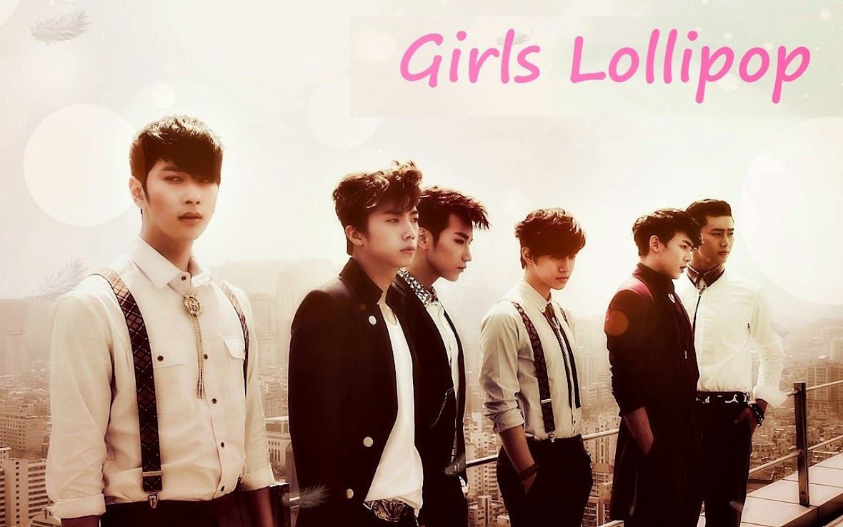 Girls LolliPoP