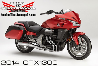 2014 CTX1300 Review Specs Features Release Date Pics Video CTX 1300 V4 Engine Sale Price Honda of Chattanooga