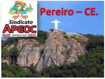 SINDICATO APEOC - PEREIRO-CE