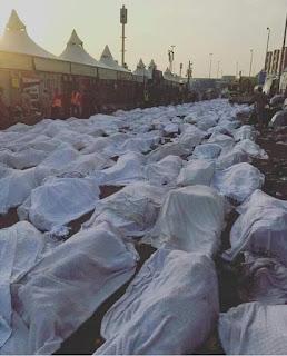 Korban Insiden Mina Asal Indonesia Bertambah 7 Orang