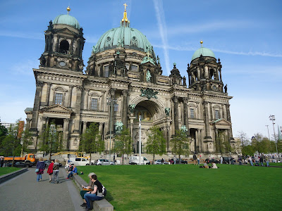 The Berliner Dom in Mitte, Berlin