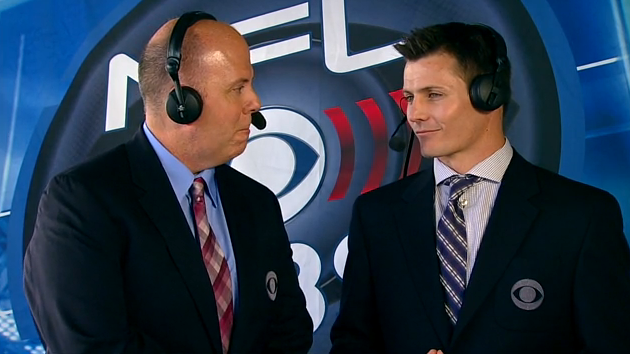 2014 NFL on CBS Announcers & Distribution: Week 3 | B-FLO 360