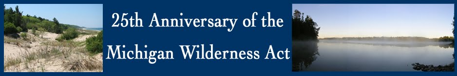 Essays in honor of the 25th Anniversary of the Michigan Wilderness Act