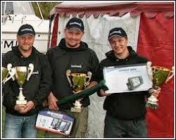 Skandinaviska mästare 2008