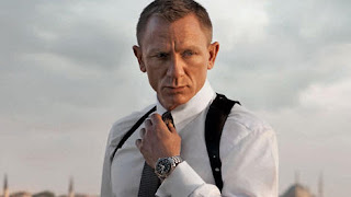 Skyfall James Bond - Popcorn Film-e
