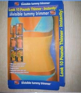 Kelebihan Invisible Tummy Trimmer Korset Dan Sabuk Pelangsing Untuk Perempuan