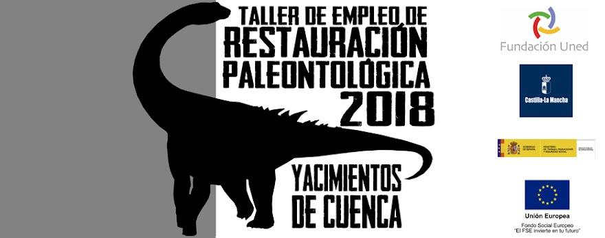 Taller de Restauración Paleontológica 2018