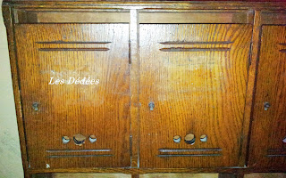 les dedees vintage recup creations rare anciennes boites aux lettres d 39 immeuble by anne. Black Bedroom Furniture Sets. Home Design Ideas