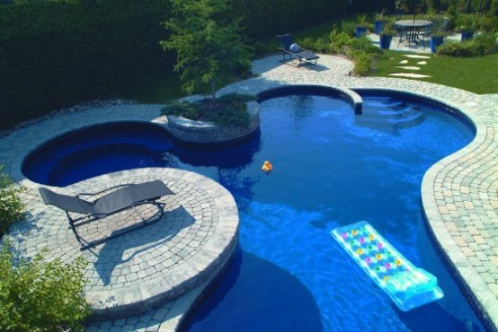 Swimming pool designs ideas wallpapers pictures for Pacific pools