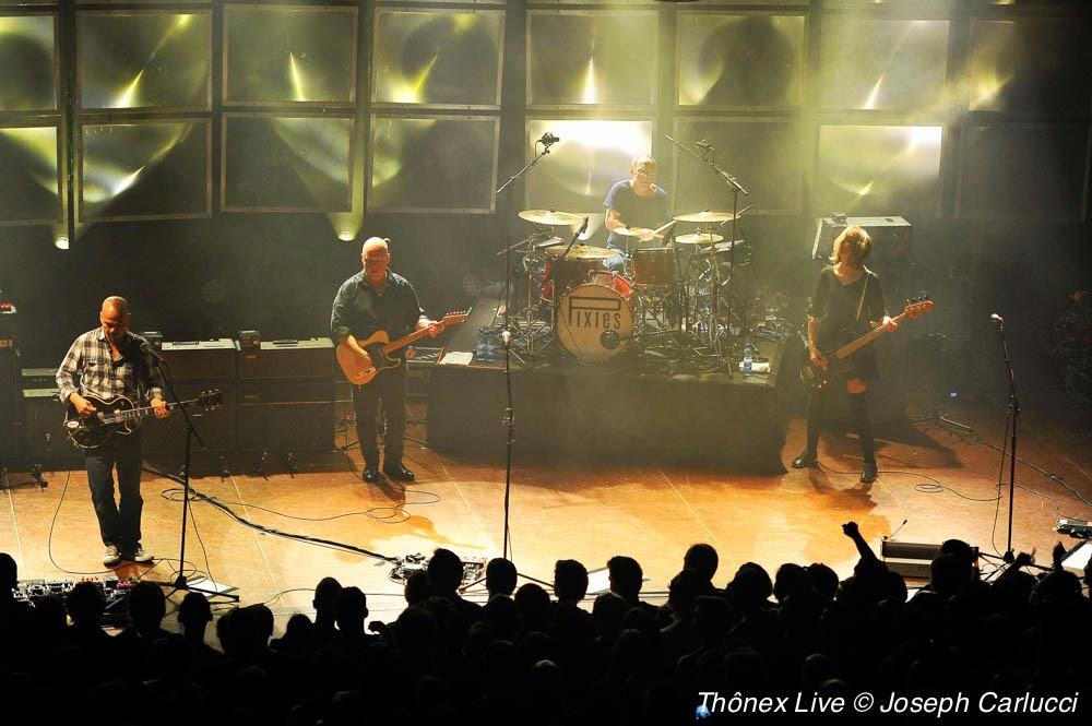 vcl pixies live at salle des f 234 tes de th 244 nex th 244 nex switzerland 11 02 2013