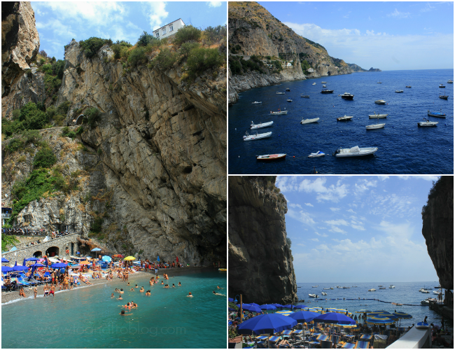 marina di praia, praiano, italy
