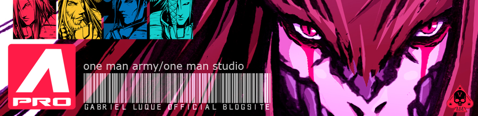 A-PRO one man army/one man studio