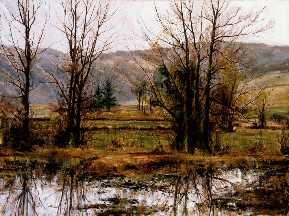 Jeremy Winborg Art: Original Oil Paintings: LANDSCAPES