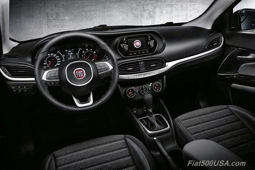 Fiat Aegea Dashboard
