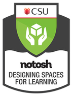 CSU badge