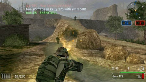 how to play as one seal in socom